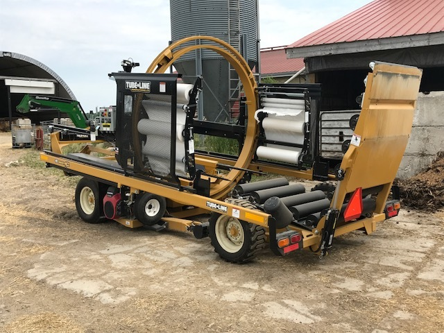 2017 Tube Line TL5000AX2 Surface Wrap- purchased from Huron Tractor