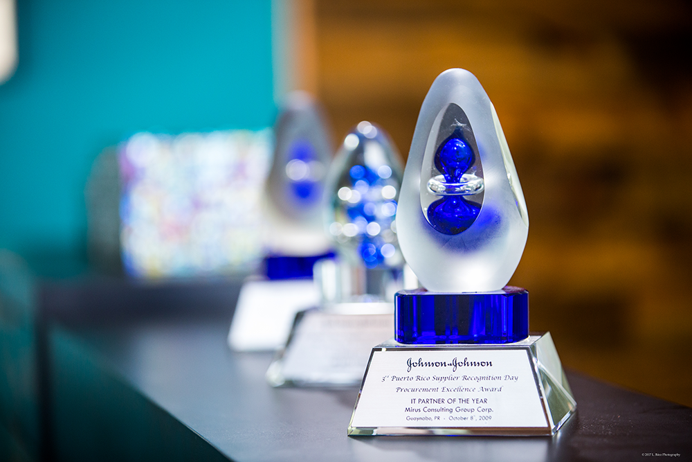 Johnson & Johnson Procurement Award