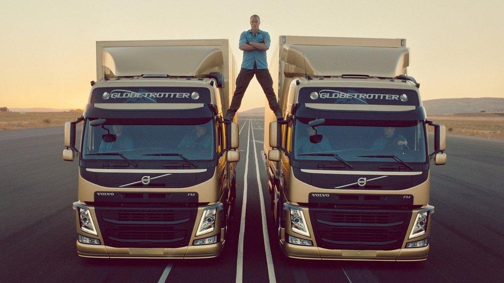 Our Jean-Claude Van Damme Inspiration