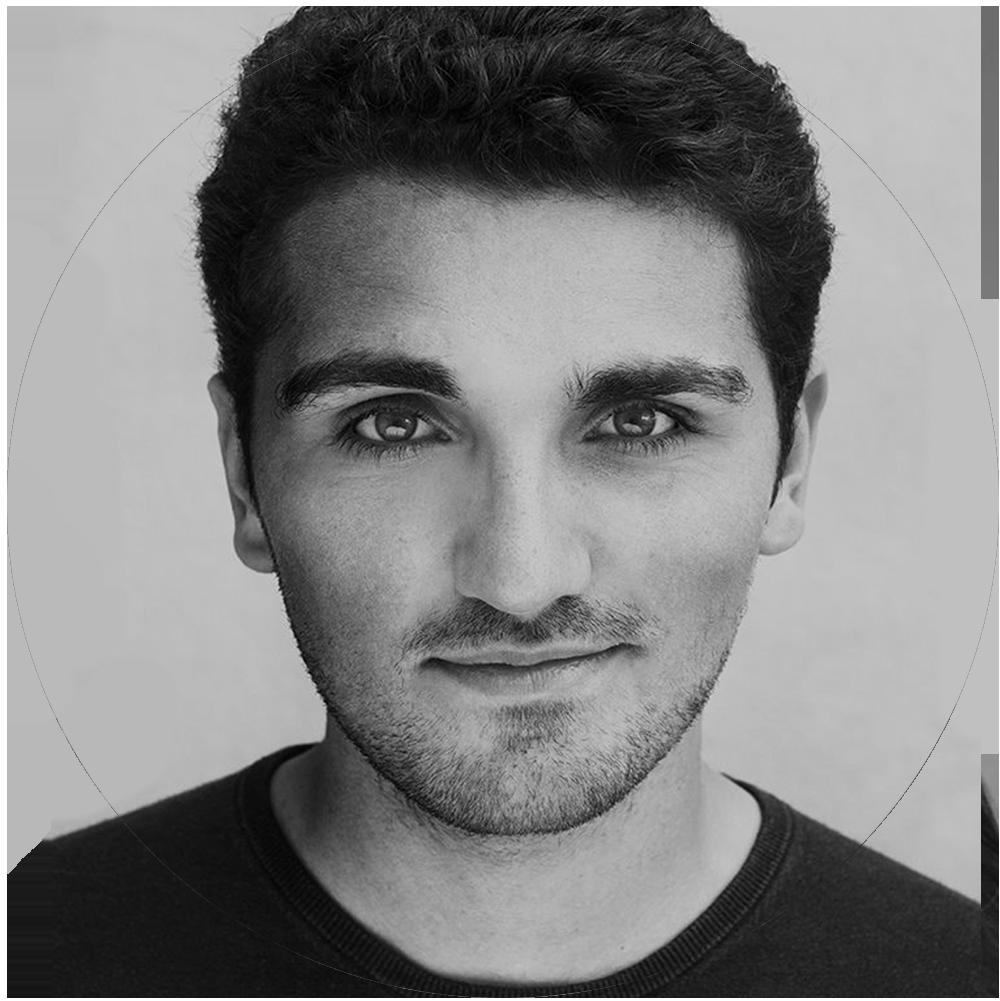 Robert Bahou  Co-Founder / Director  Netherlands / Jordan