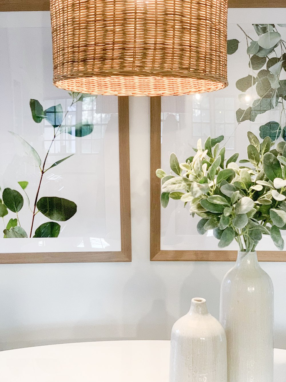 serena and lily pendant light