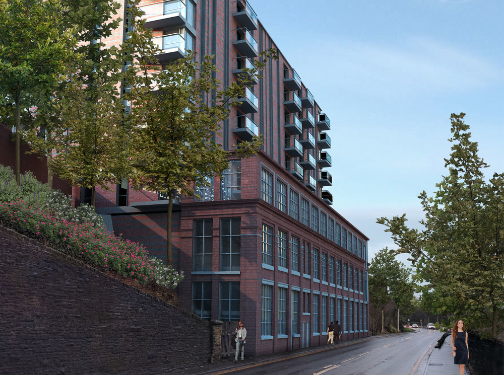 Stockport - Our goal is to create a site with multiple well designed buildings to offer a wide range of apartments in 1,2 and 3 bedroom apartments tailored for the growing professional market of this up and coming area.