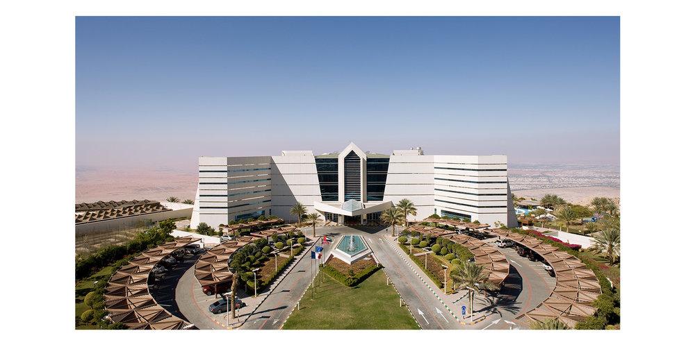 Grand Hotel Jebel Hafeet
