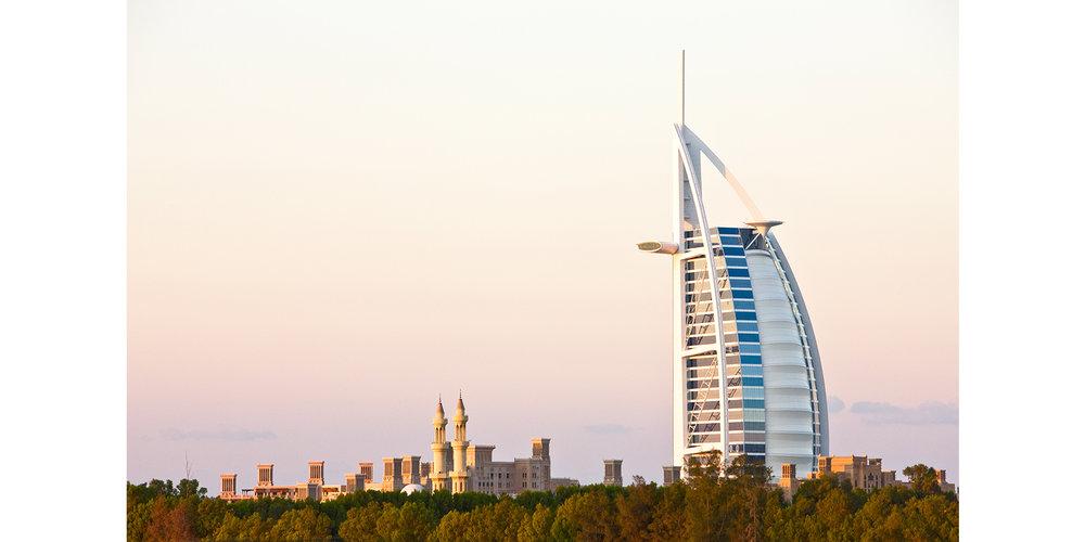 DubaiI Jumeirah Hotel