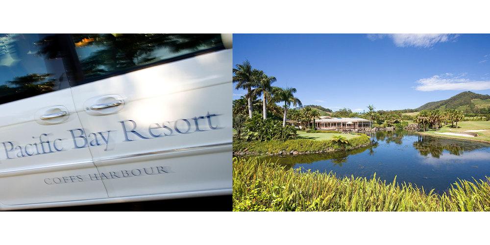 Coffs Harbour-Pacific Bay Resort Australia