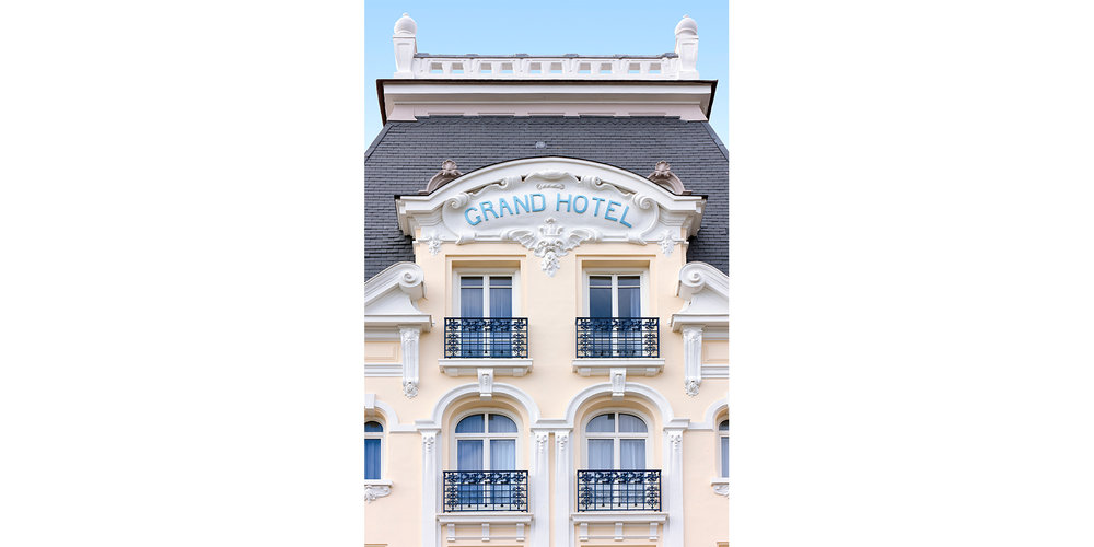 Grand Hôtel Cabourg