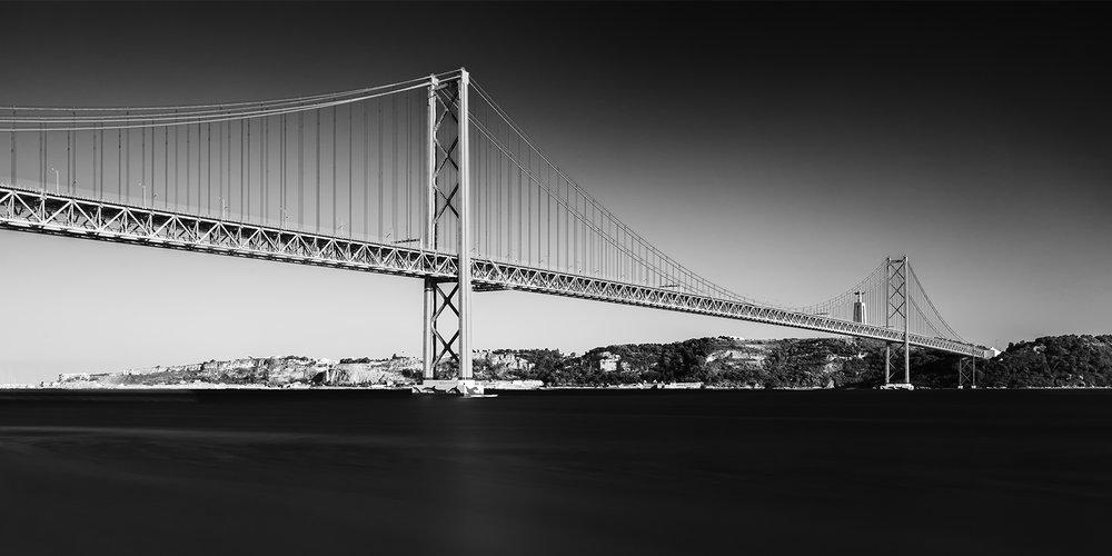25th April Bridge<br> Lisbon-2014