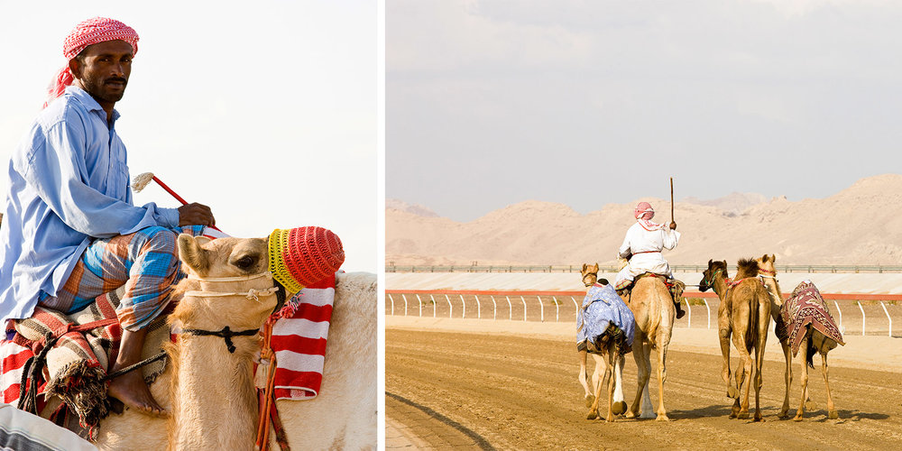 Desert Jebel Hafeet