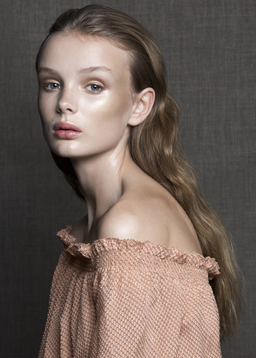 Tuva Alfredsson  Scouted for Modellink in 2012, now signed with  Stockholmsgruppen  Model of the Week, March 2014  Models.com