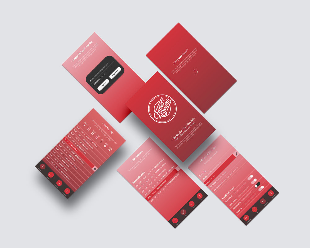 2.Friskis&Svettis_App_Design_(C)LISALILJENBERG