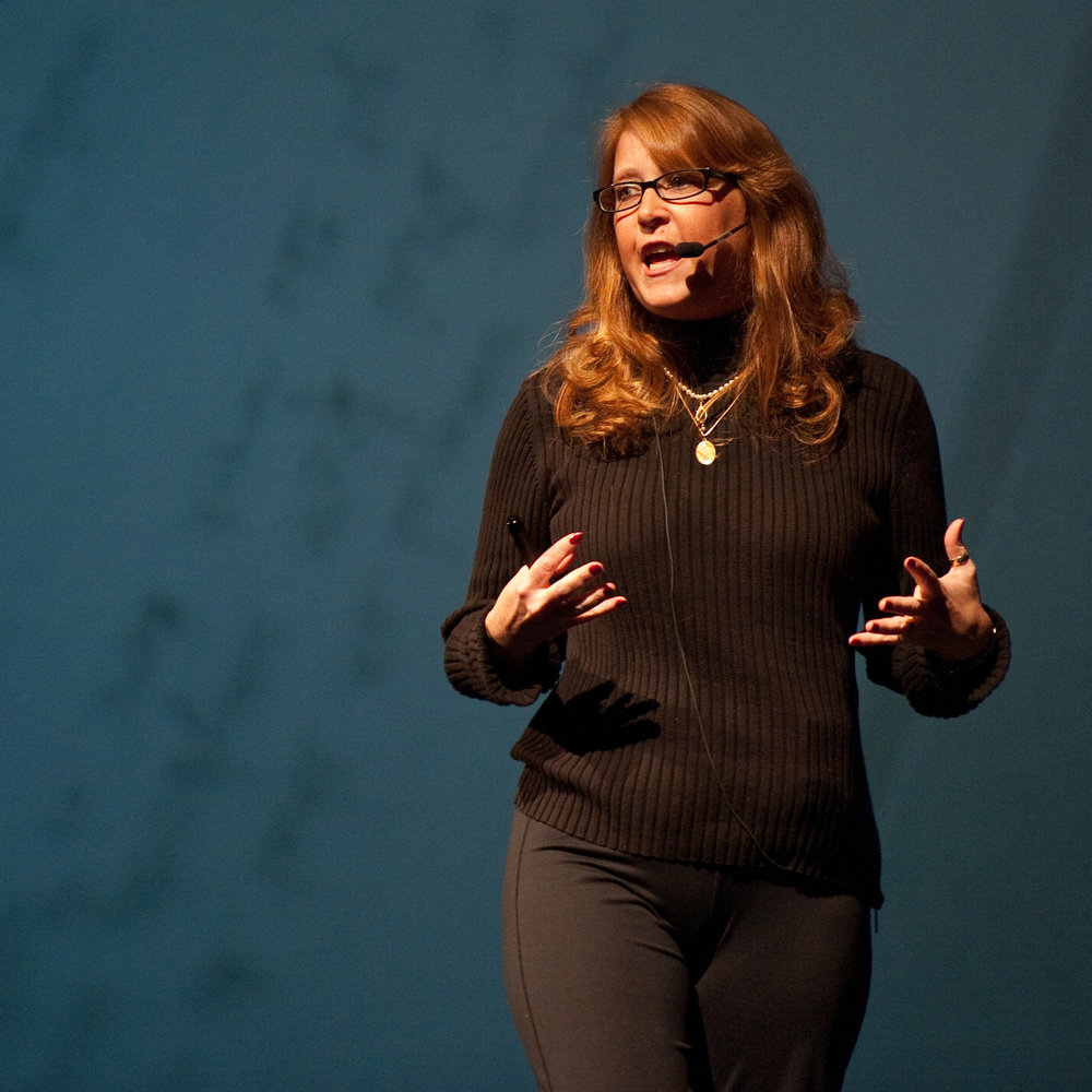 Helping people give the talk of their lives - TEDx Speaker Coaching + Presentation Design