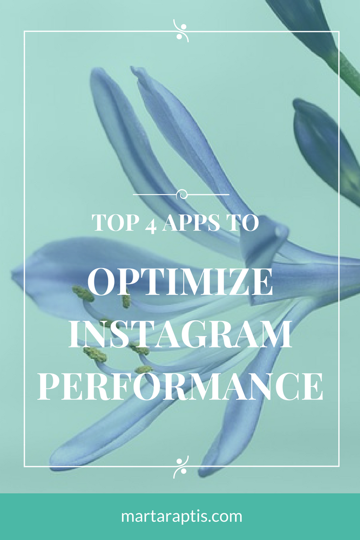 OPTIMIZE INSTAGRAM PERFORMANCE
