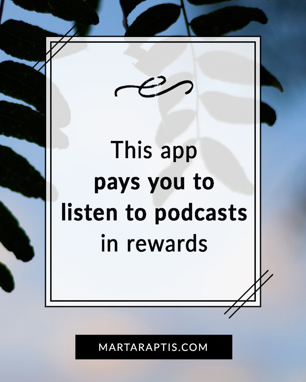 Get paid to listen to podcasts