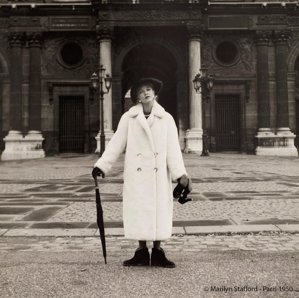 Meet photography legend MARILYN STAFFORD.