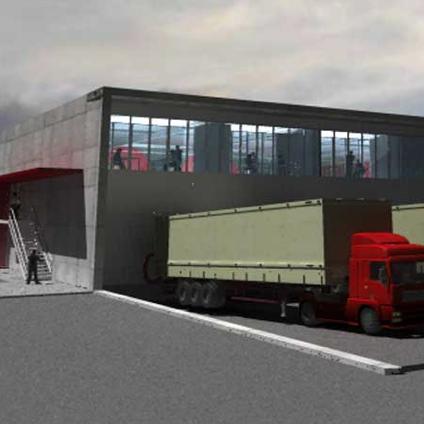 Logistics Center, Torres Novas