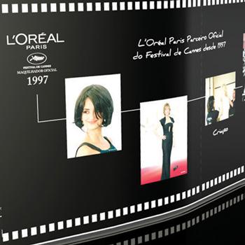 Stand + Lobby Estoril Film Festival, L'Oréal Paris