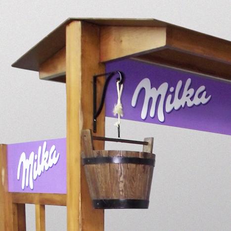 Chocolate Factory, Milka