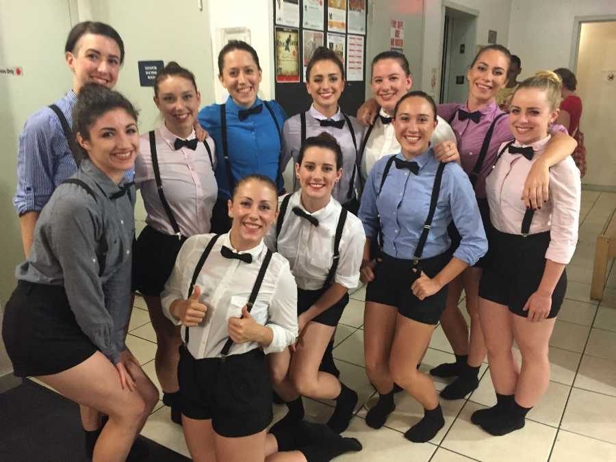 "Peridance's Student and Faculty Showcase Summer 2016 at the Salvatore Capezio Theater on August 28th, 2016. Dancers Eileen Klugh, Ginny Mottla, Stephanie Grover, Briana Giordano, Kathleen Caragine, Julia Neto, Tyler Cutler, Katherine Mayo, Victoria Fowler, Martha Lavery, and Alexis Robbins performed ""Please Be Kind if I'm a Mess""."