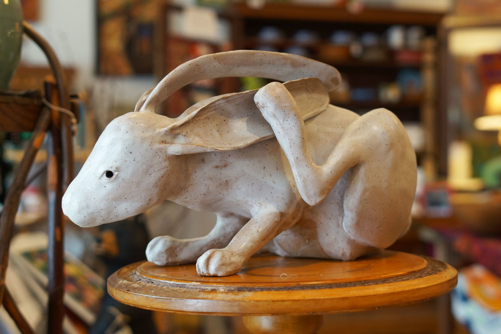 Itchy Rabbit  by Janet Leazenby