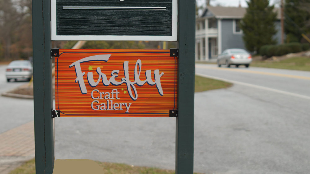 Visit Firefly Craft Gallery in Historic Flat Rock, NC