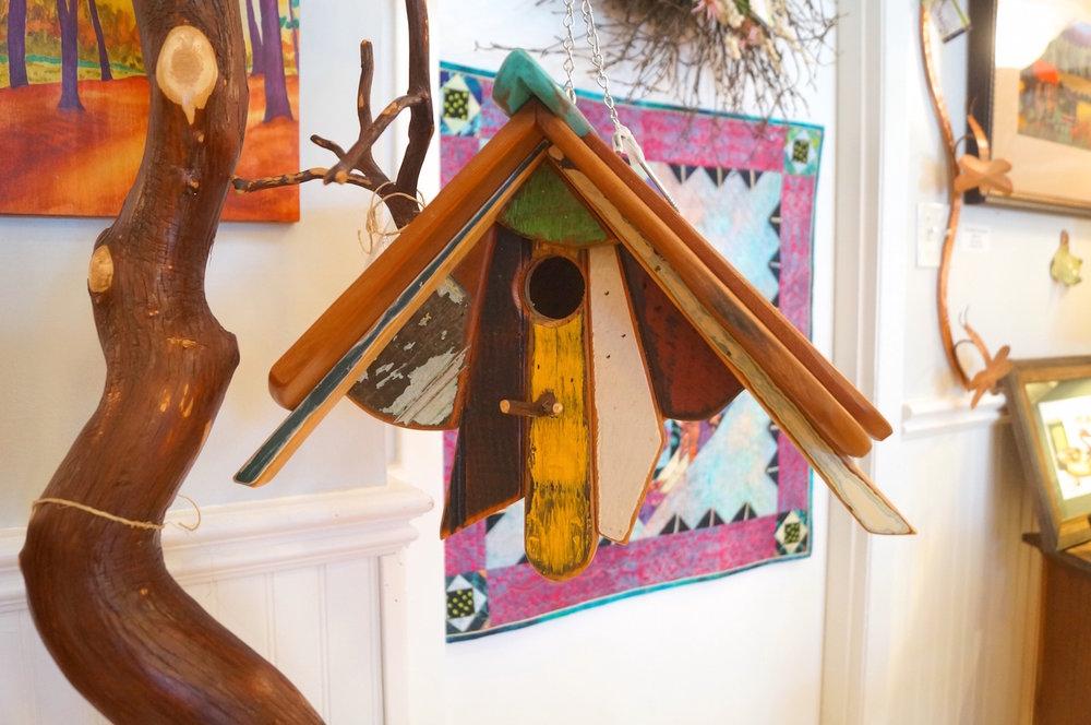 Birdhouses .JPG