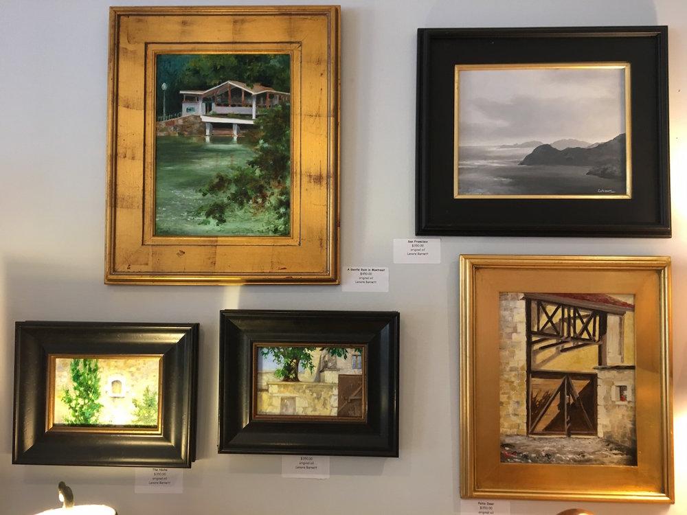 Lenore Barnett Paintings.JPG