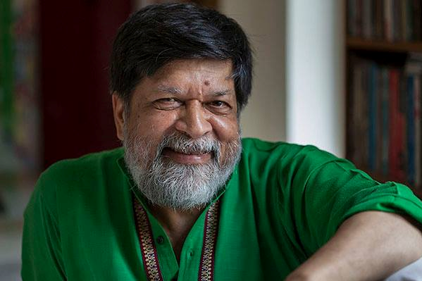 Photo of Shahidul Alam by Rahnuma Ahmed
