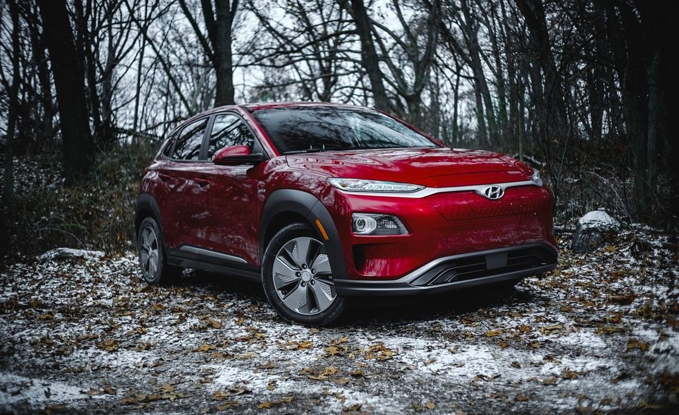 All Electric Hyundai Kona, with 258 miles of range: SB 5811 would make it available in Washington State