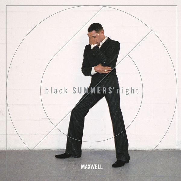 "Maxwell album -""blackSUMMERSnight""2016"