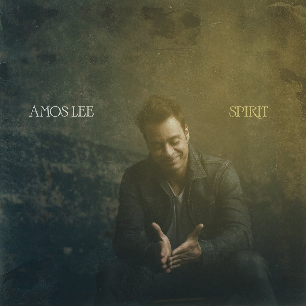 "Amos Lee album - ""Spirit"" 2016"
