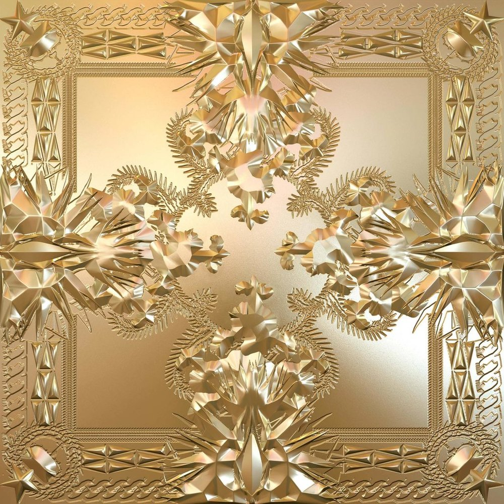 "Jay Z and Kanye West - ""Watch The Throne"" 2011"