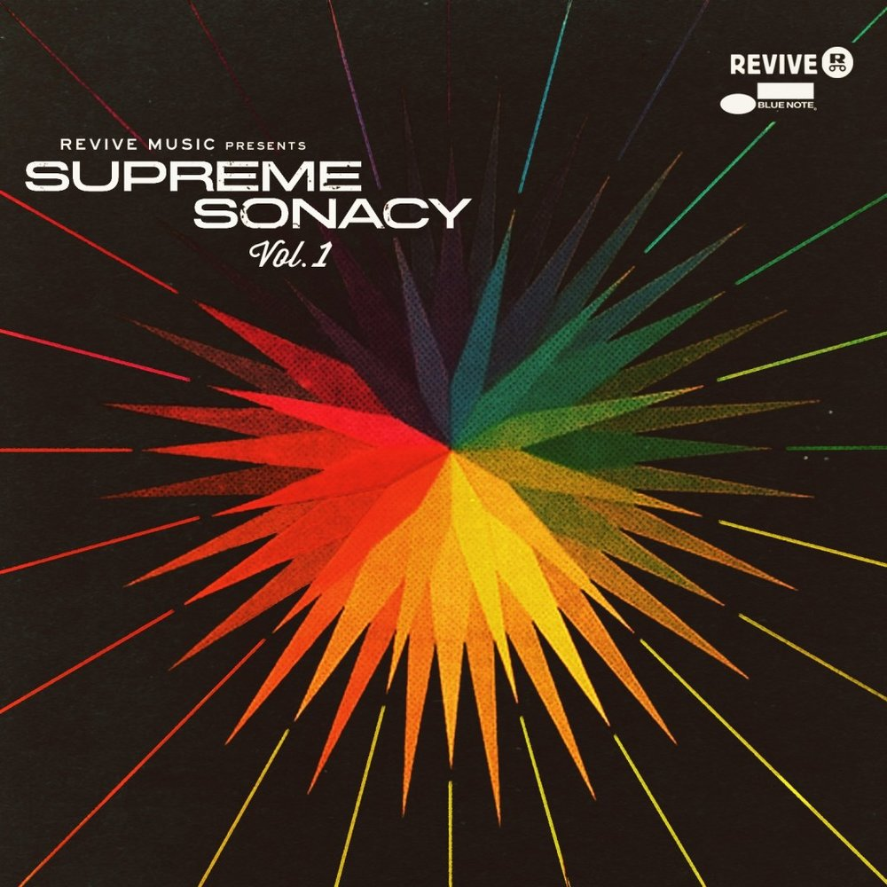 "Blue Note ""Supreme Sonacy Vol. 1"" 2015"