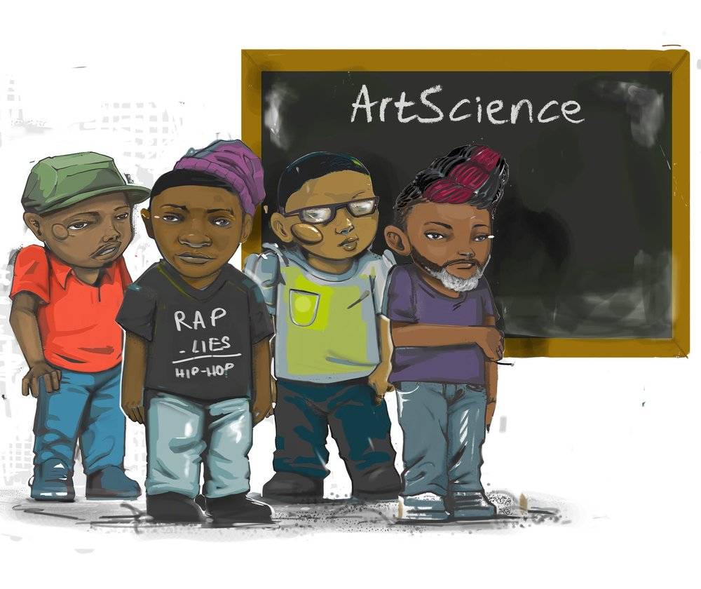 "Robert Glasper Experiment album - ""ArtScience"" 2016"