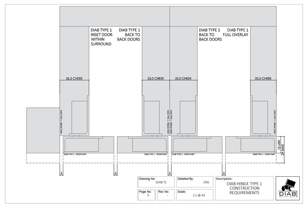 DIAB T1 - Construction Details