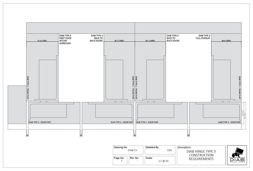 DIAB T3 - Construction Details