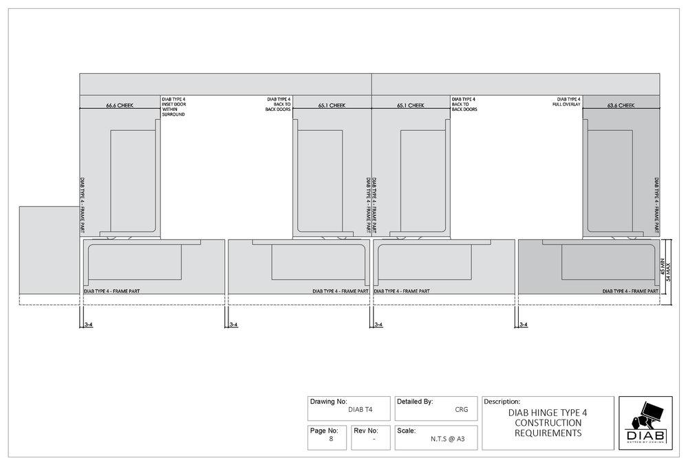 DIAB T4 - Construction Details