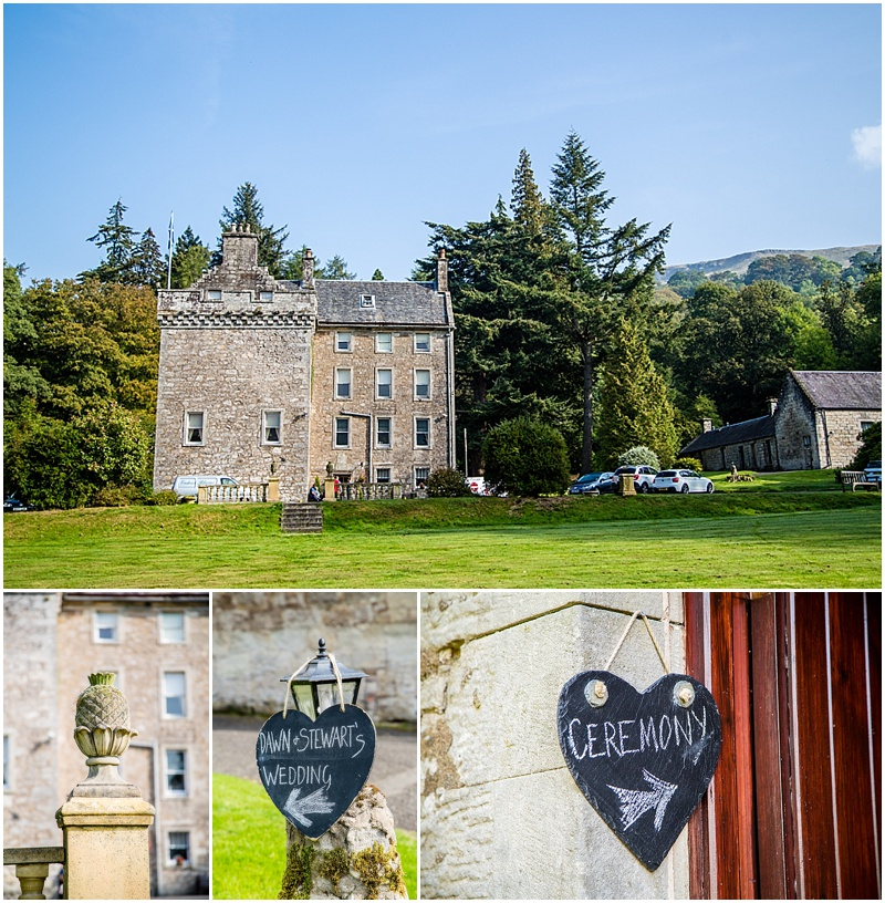 Culcreuch Castle Wedding Photographer_0001.jpg