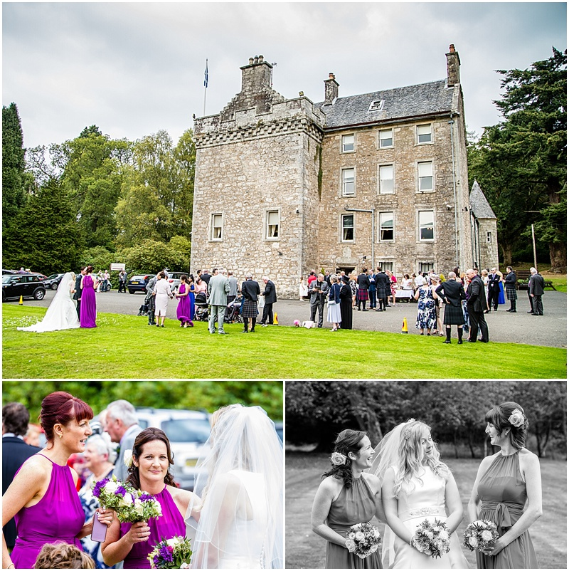 Culcreuch Castle Wedding Photographer_0030.jpg