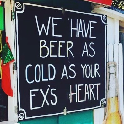 Seriously, all our cans are ice cold. Come watch the #worldcup2018 semi game with us today! #neighborhoodbar #coldbeerhotday #homegrownwest $2.50 828 Pale Ale & Modelo Cans