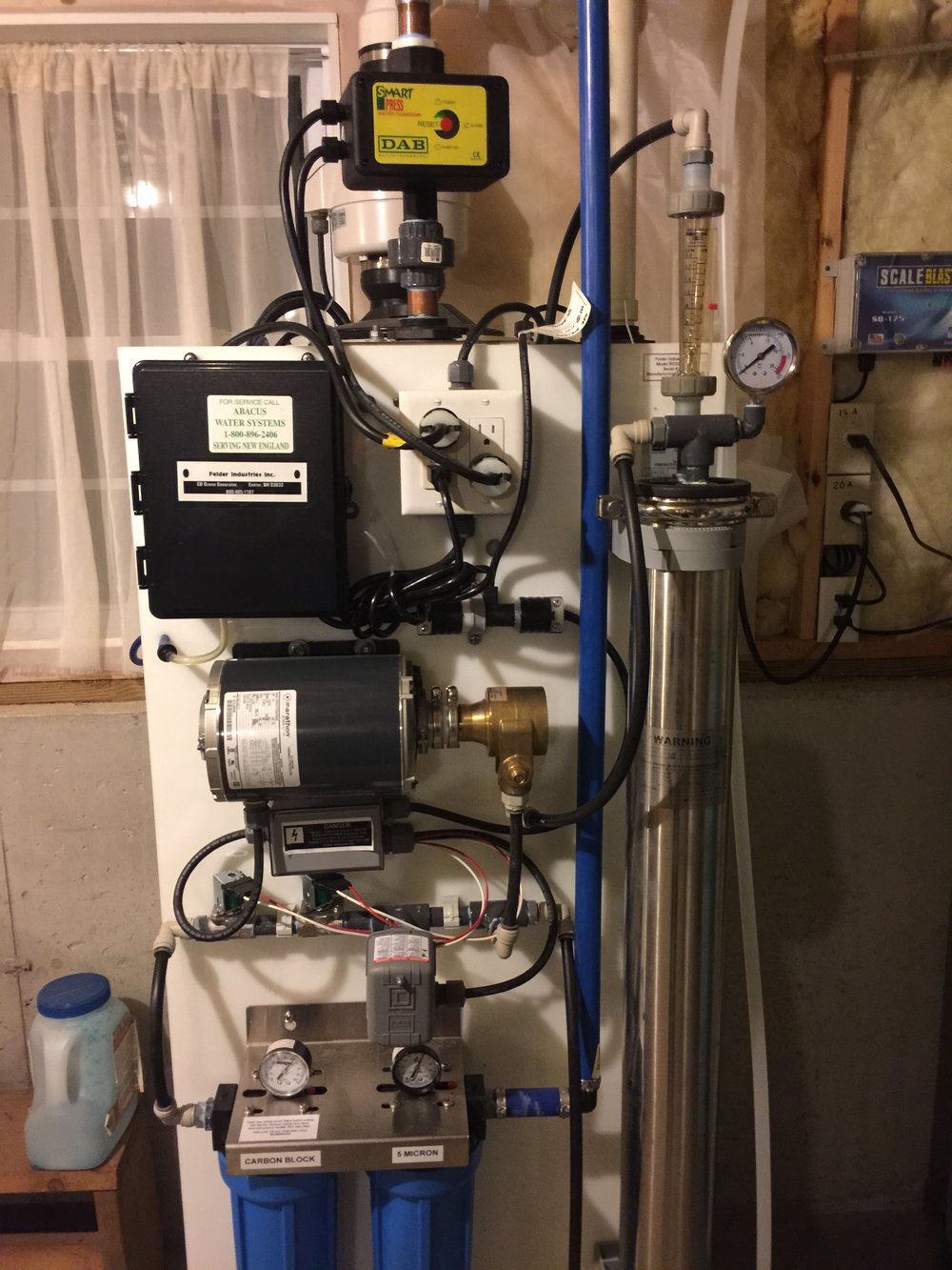 whole house reverse osmosis