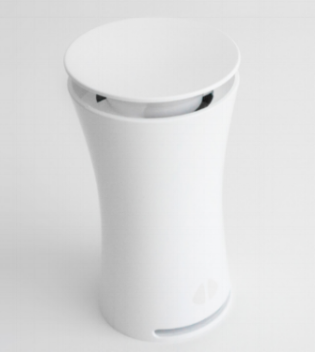 uHoo - measures temperature, humidity, CO2, VOCs, PM2.5 levels, and ozone, $299
