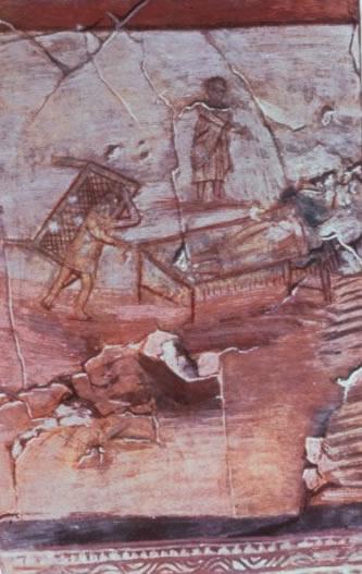 Dura Europos Paralytic Fresco
