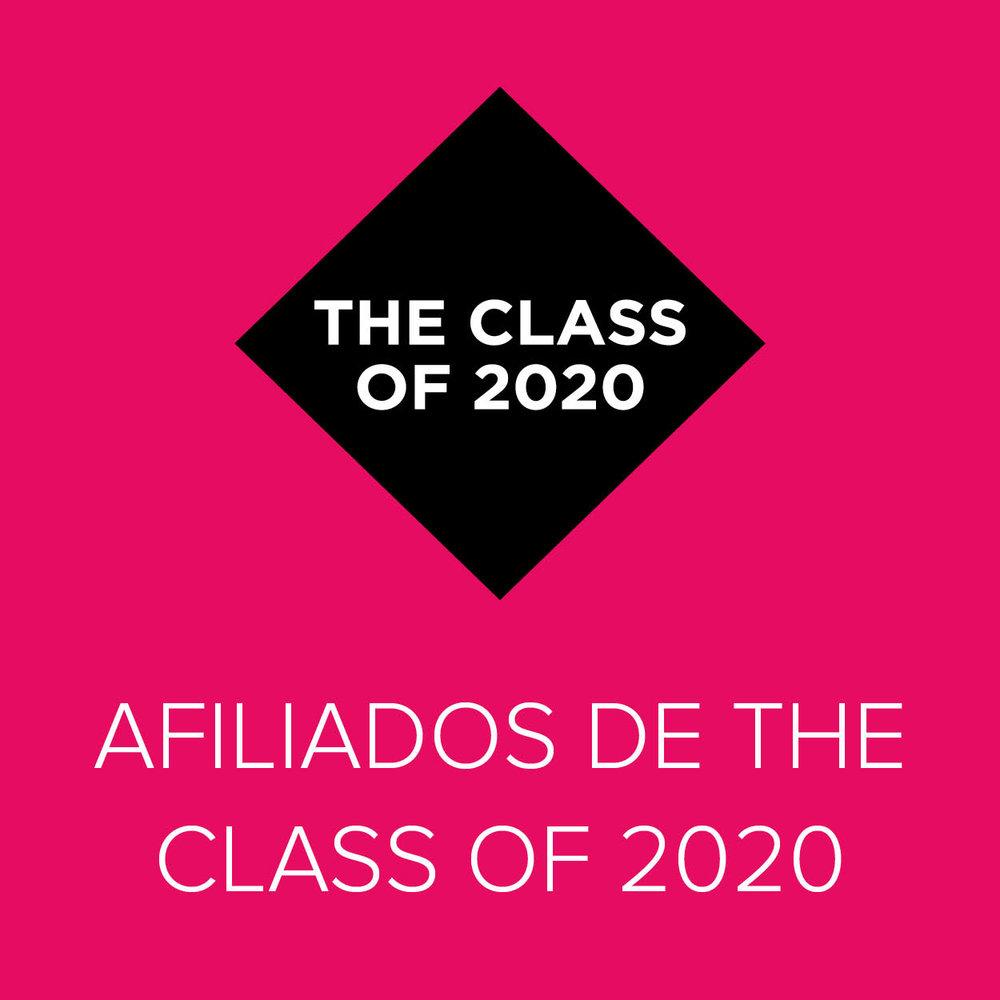 """Afiliados de """"The Class of 2020"""""""