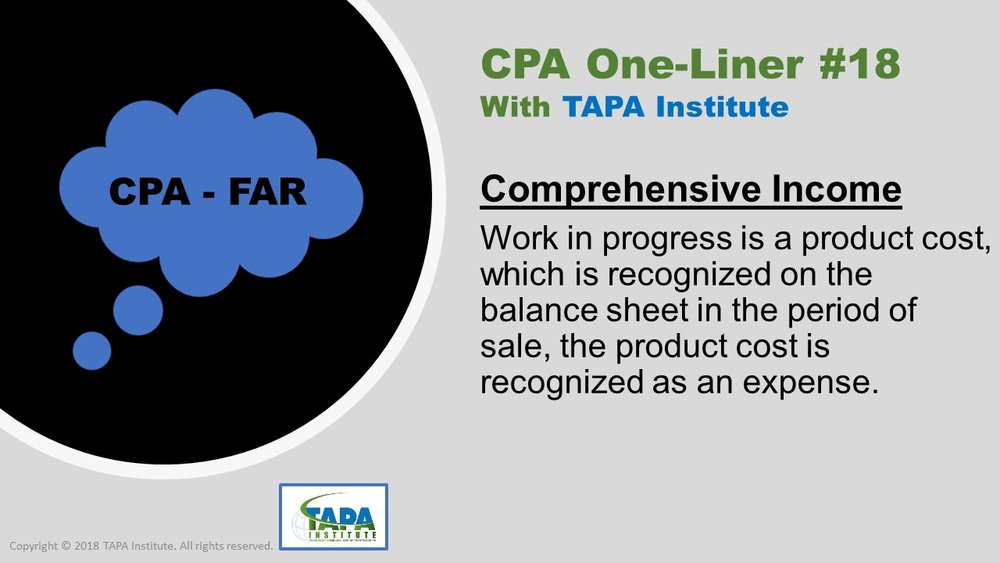 FAR - CPA One-liner - Comprehensive Income- 00618.jpg
