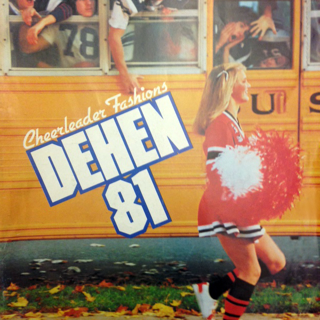 Dehen Cheer Catalog 1981