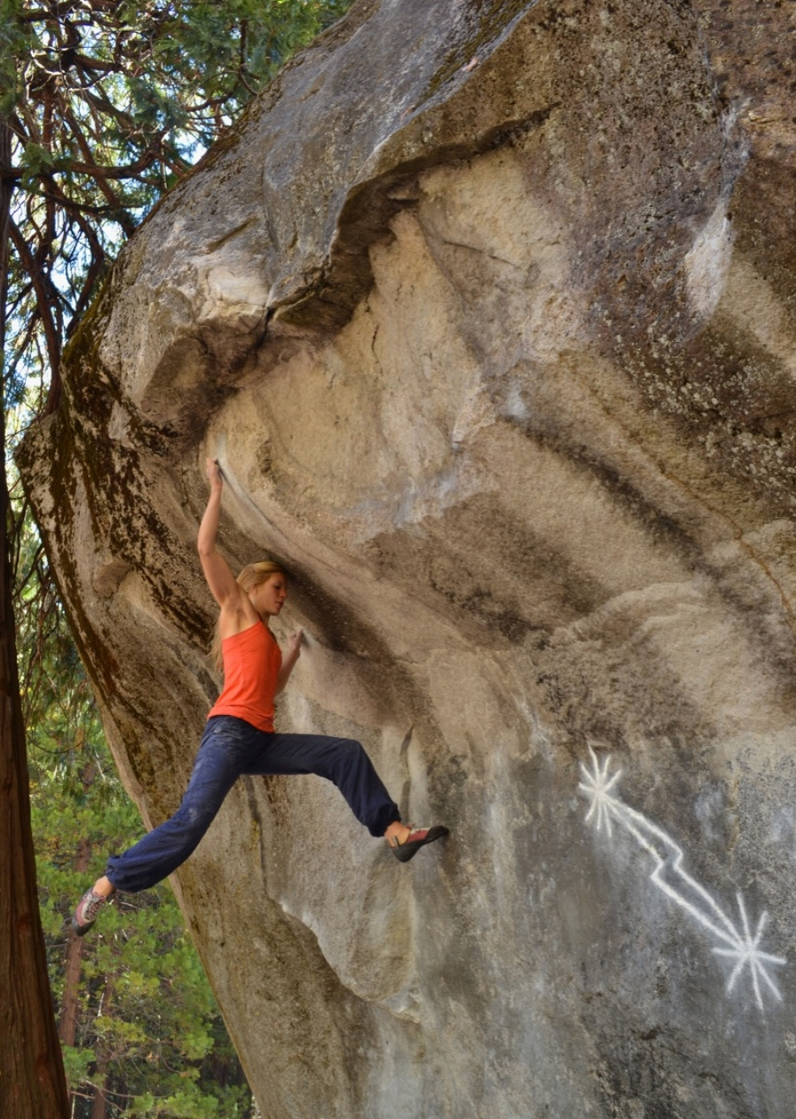 Midnight Lightening V8, Yosemite, Photo: Dave Mason