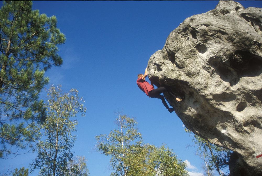 Irreversible Maunoury 7c, photo Aurore Godoffe