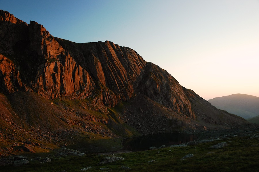 Clogwyn Du'r Arddu. Photo: Dave Parry