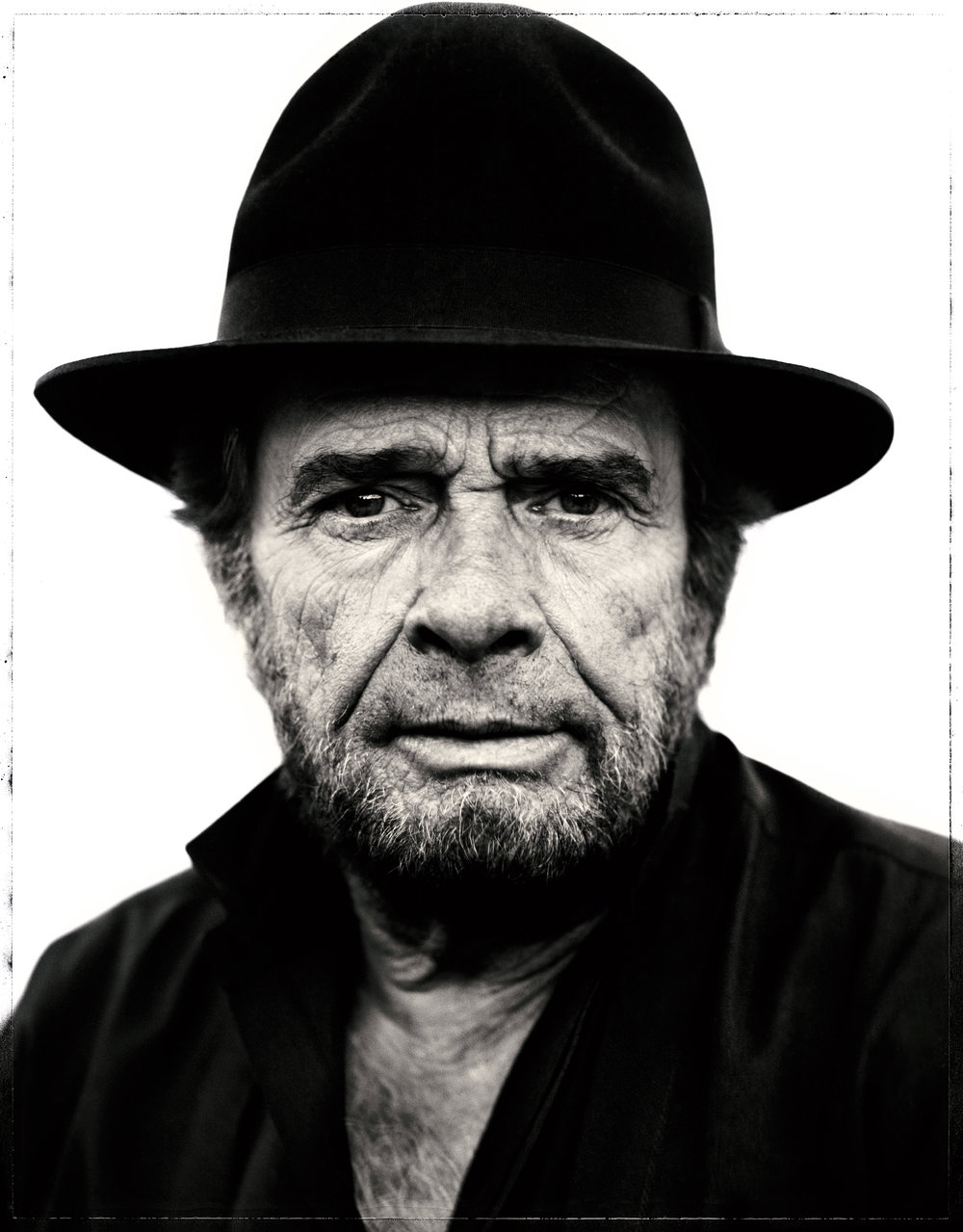 Merle Haggard Photo Jim Herrington