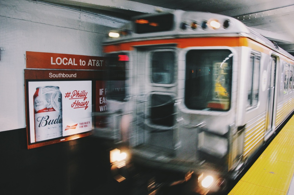 Budweiser Philly Heavy Campaign